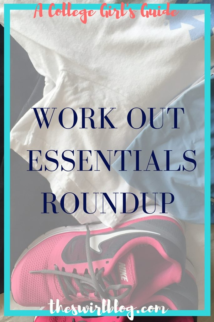 Workout Essentials Roundup