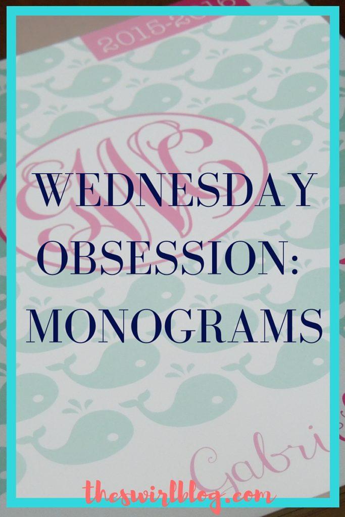 Favorite Monograms