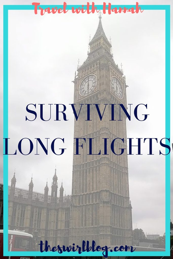 Travel With Hannah Surviving Long Flights