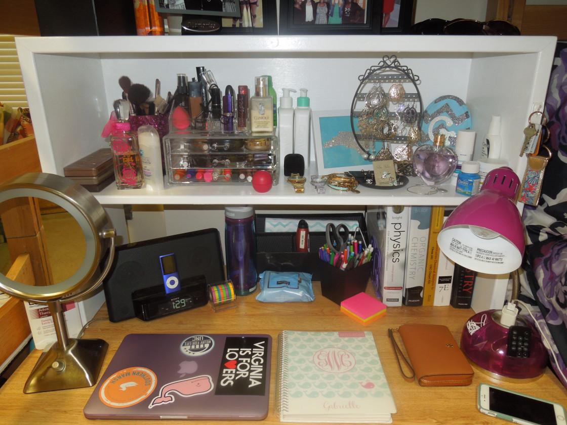 Bloggersbts Week 3 College Desk Organization The Swirl