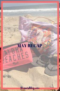 May Recap blogging