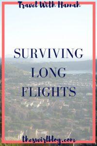 Surviving Long Flights