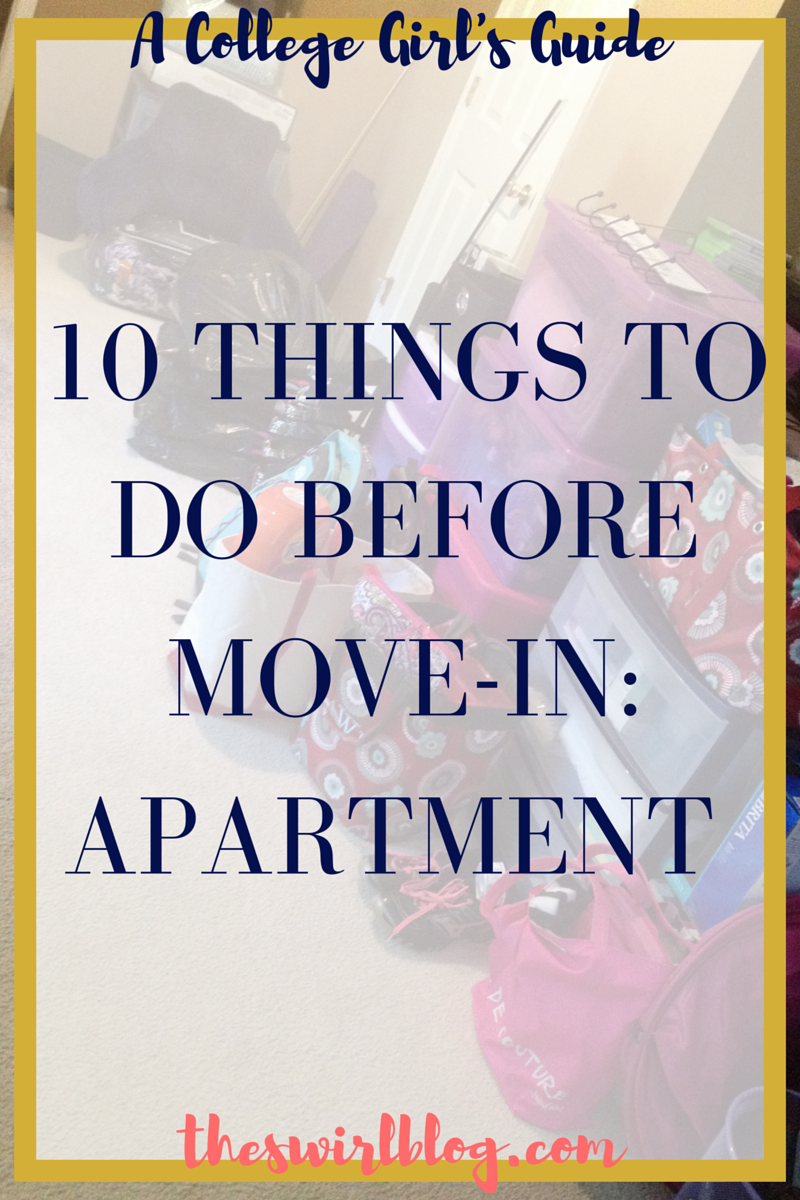 10ThingsToDoBeforeMoveIn