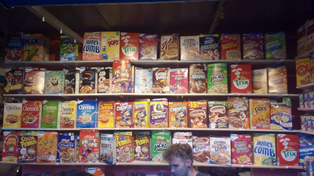 Cereal Killer Cafe London 2