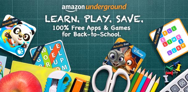 Amazon Underground Free Apps