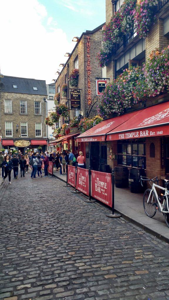 Weekend in Dublin