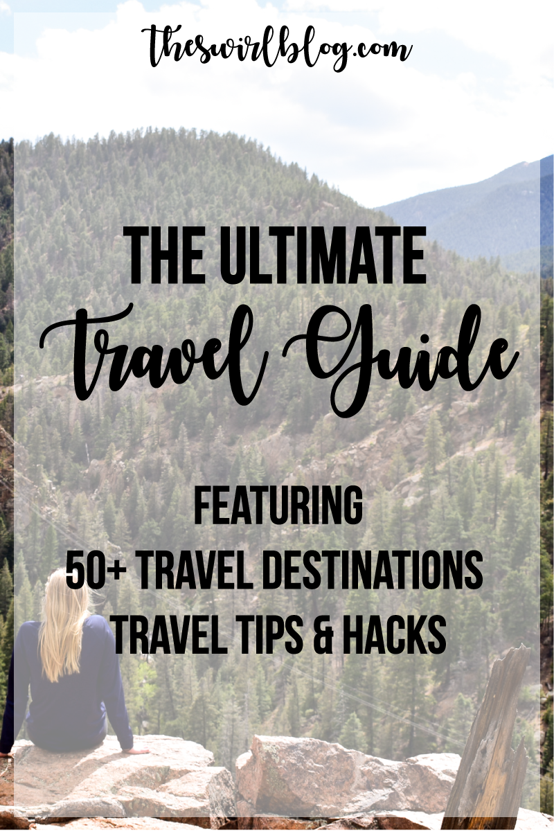 Ultimate Travel Guide