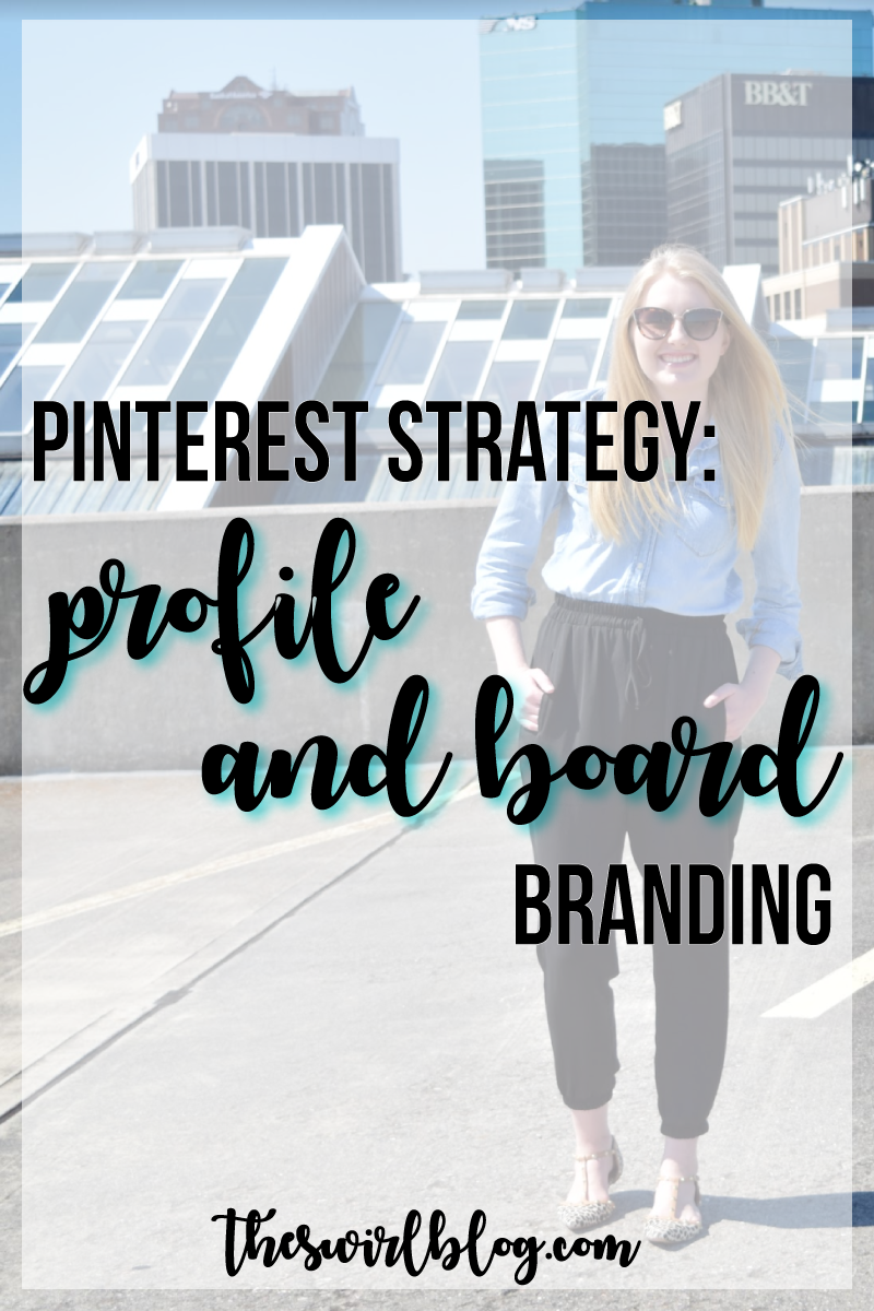 Pinterest strategy doesn't have to be complicated! Click through these actionable tips to help grow your Pinterest and blog following.