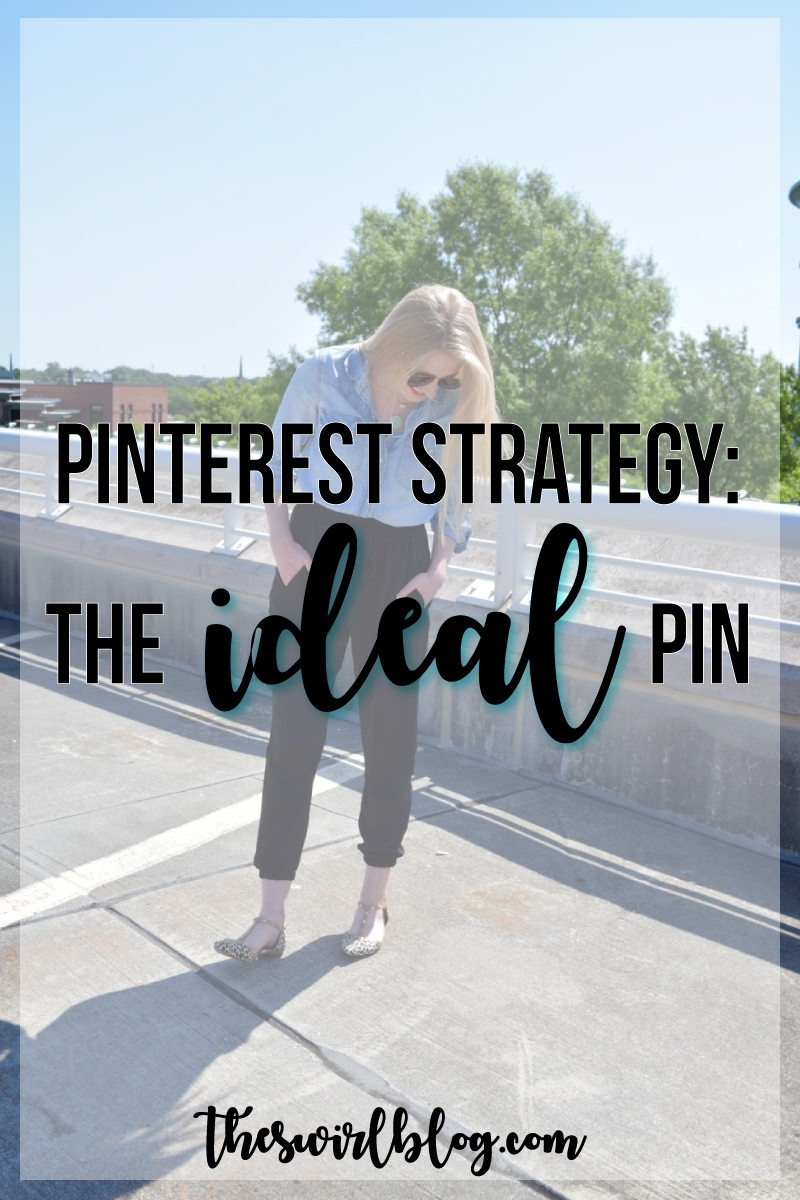 Click through to learn how to create the ideal pin for Pinterest, including tips on naming your image and placing the best keywords!
