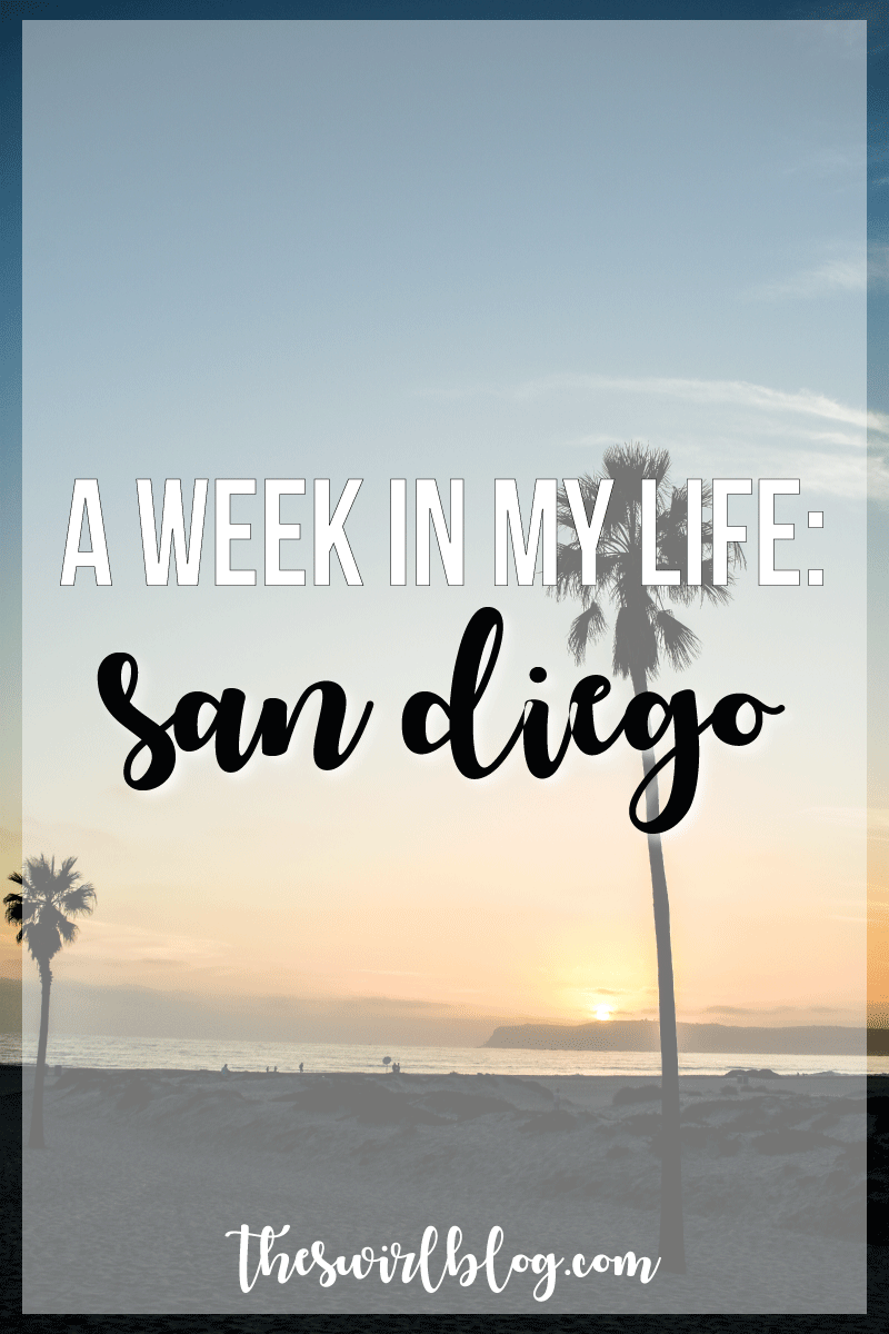 Experience a week in my life in San Diego, California! Highlights include the San Diego Zoo, Point Loma Lighthouse, the Hotel Del, and of course those beautiful California sunsets.