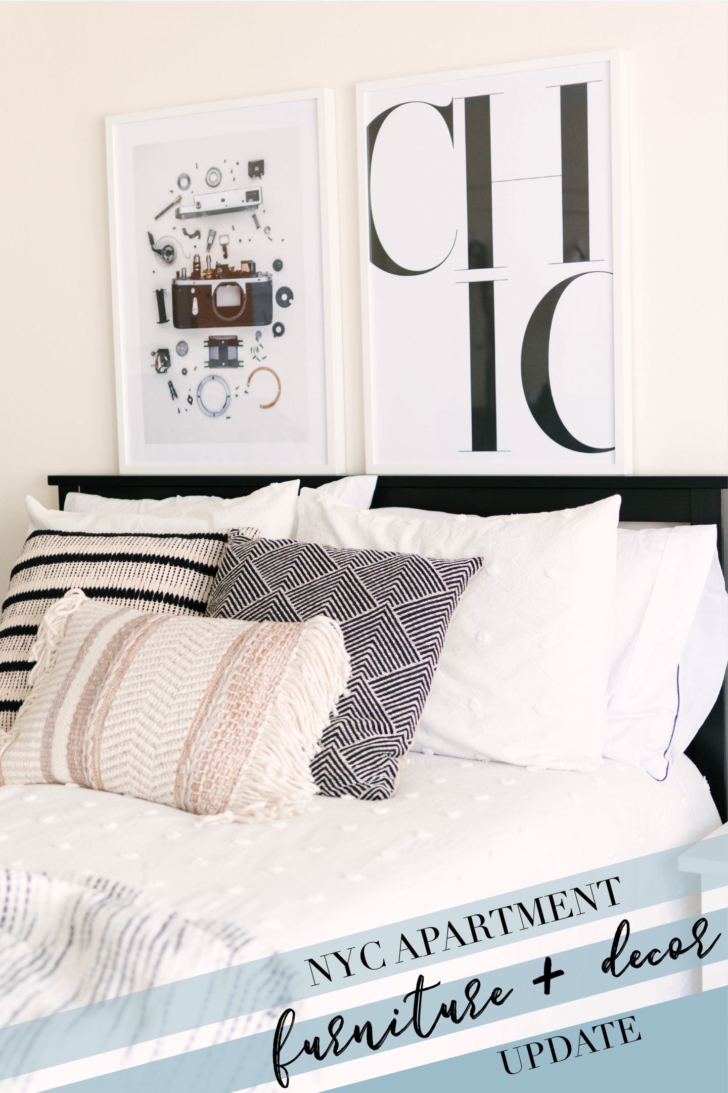 NYC Apartment Furniture + Decor Update! - the swirl